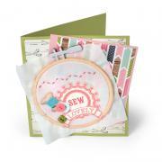 Sew Lovely Card
