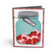 Saving My Love for You Card
