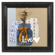Love Bouquet Frame