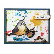 Be Original Bird Card