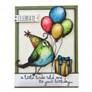 Birthday Bird Card