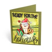 Ready for the Holidays Card
