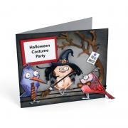 Halloween Costume Party Invite