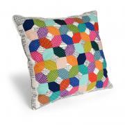 Modern Honeycomb Pillow