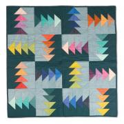 Flying Geese Wall Hanging