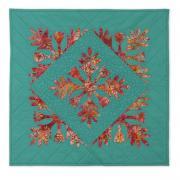 Hawaiian Flower Quilt