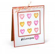 #I Love You Card