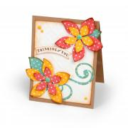 Thinking of You Flower Card #2