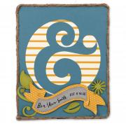 Ampersand Wall Décor