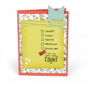 Make Today Count Card