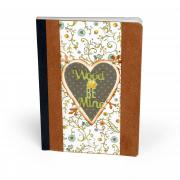 Wood U Be Mine Journal
