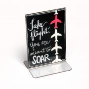 Take Flight Sign