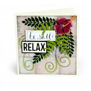 Be Still & Relax Card