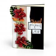 Hibiscus Travel Journal