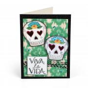 Viva la Vida Card