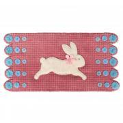 Wool Bunny Table Mat