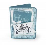 Hello Darling Card #2