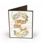 Happy Fall Y'all Card