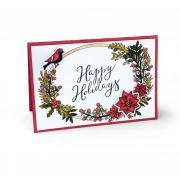 Happy Holidays Card #5