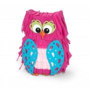Embellished Owl Piñata