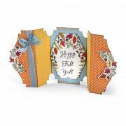 Happy Fall Y'all Fold-a-Long Card #2