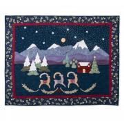 Winter Scene Wall Hanging