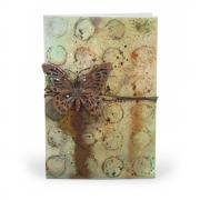 Butterfly Ringer Card
