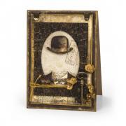 Invisible Man Card