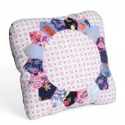 Mini Wreath Tumbler Pillow