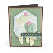 Stuck on You Card