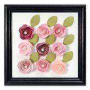 Flower Frame Wall Décor