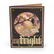 Fright Owl Card