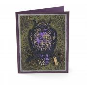 Ornate Owl Card