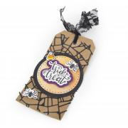 Trick or Treat Spiders & Candy Tag