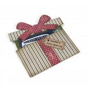 Happy Holidays Gift Card Holder #4