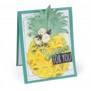 Sweet for You Pineapple Card