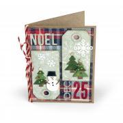 Noel, Dec. 25 Card