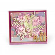 Hello Floral Bunch Card