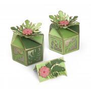 Tropicool Placeholder & Favor Box