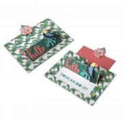 Hello Toucan Gift Card Holder