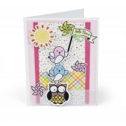 Hello There Celebration Critters Card