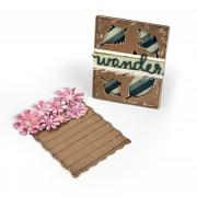 Wander Flowers & Leaves Journaling Cards