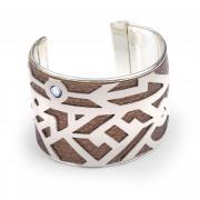 Geo Bracelet Cuff #2