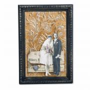 Botanical Wedding Frame