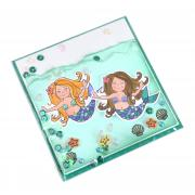 Two Mermaids Card