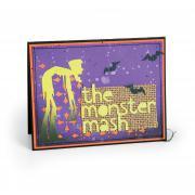The Monster Mash Card