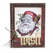 Santa Wish Card