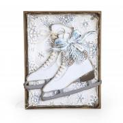 Ice Skates Card