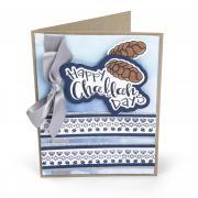 Happy Challah Days Card #2
