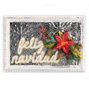 Feliz Navidad Frame